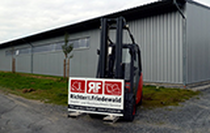 Торговая площадка Richter & Friedewald Fördertechnik GmbH
